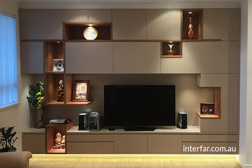 Wall Units Interfar Residential