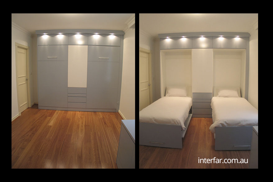 fold down wall beds gallery